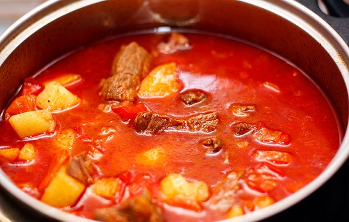 Суп из мяса свинины рецепты с фото
